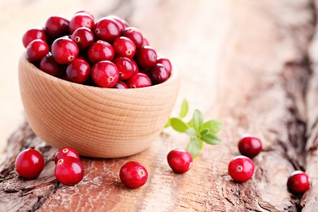 Fresh Cranberries Offer